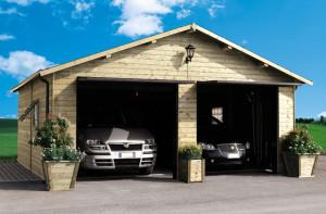 Protezioni per auto garage autocover e tettoie calestani for Quali sono le dimensioni di un garage per due auto