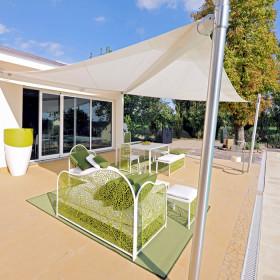 vendita mobili da giardino a parma: tende e vele | calestani - Mobile Ingresso Vela