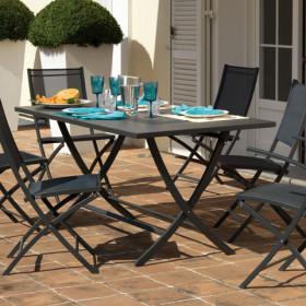 Tavolo Vegas tavoli e sedie da giardino parma