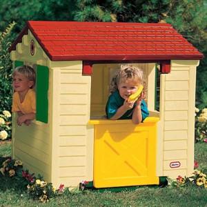 Casetta Little Tikes giochi da giardino parma
