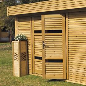 Casetta Qubo casette in legno parma