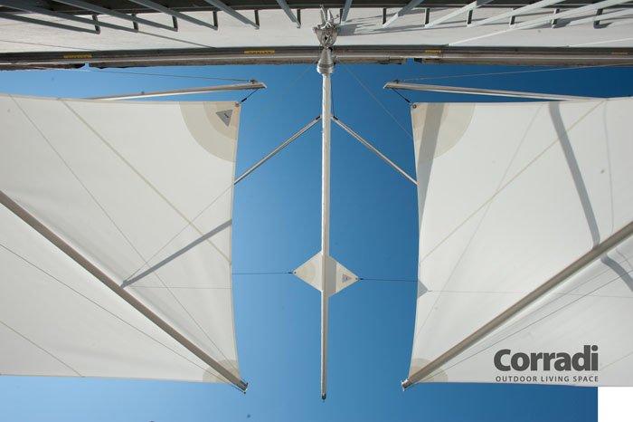 Condor Velombra Corradi ombrelloni parma