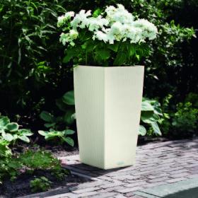 Vaso Cubico serie Cottage Lechuza vasi e fioriere parma