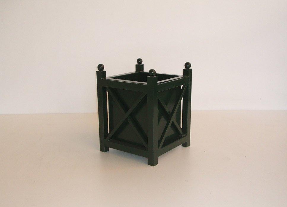 Fioriera in ferro calestani for Complementi da giardino