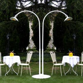 Lampade riscaldanti accessori per esterni