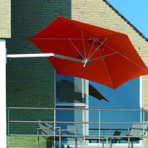Ombrellone Paraflex a muro ombrelloni parma