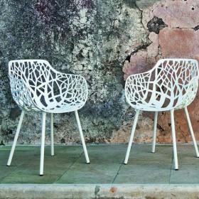 Poltrona Forest tavoli e sedie alluminio parma