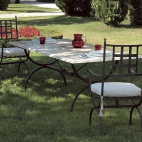 Set Impero tavoli e sedie da giardino parma