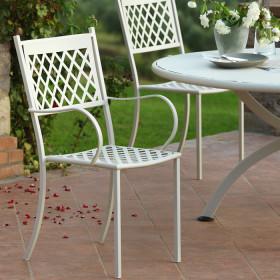 Poltrona Summertime tavoli e sedie ferro parma