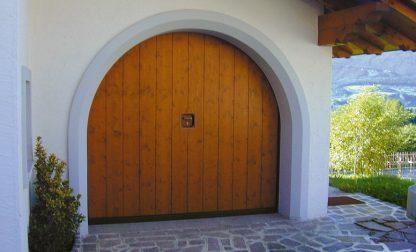 porta basculante per garage calestani