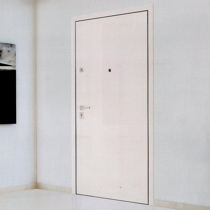Porta blindata vighi serie axel calestani - Porta ingresso blindata ...
