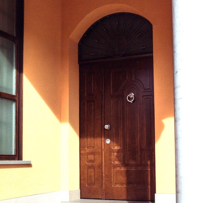 Porta blindata vighi serie top calestani - Porta ingresso blindata ...