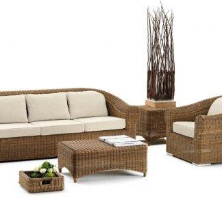 Salotto mod. Antibes divani e poltrone da esterno parma