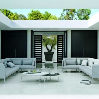 Salotto Squat divani e poltrone da esterno parma