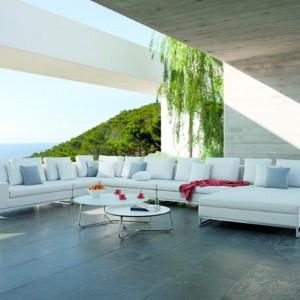 Salotto Zendo divani e poltrone da esterno parma