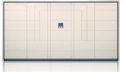 Porta per garage Zen porte basculanti parma