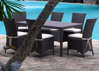 Sedia Sanur tavoli e sedie da giardino parma