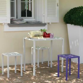 Tavolo Quatris tavoli e sedie da giardino parma