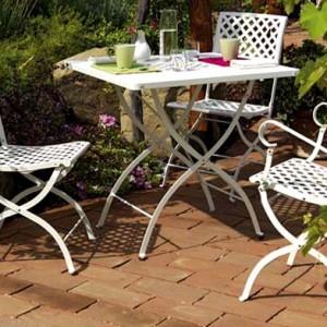 Tavolo e sedie Springtime