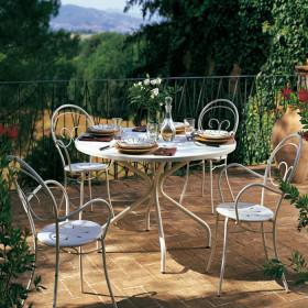 Poltrona Mimmo tavoli e sedie ferro parma