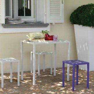 Sgabelli Quatris tavoli e sedie ferro parma