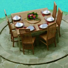 Tavolo Lunar tavoli e sedie da giardino parma