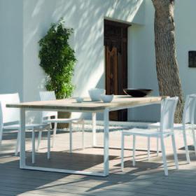 Tavolo modello Prato tavoli e sedie da giardino parma