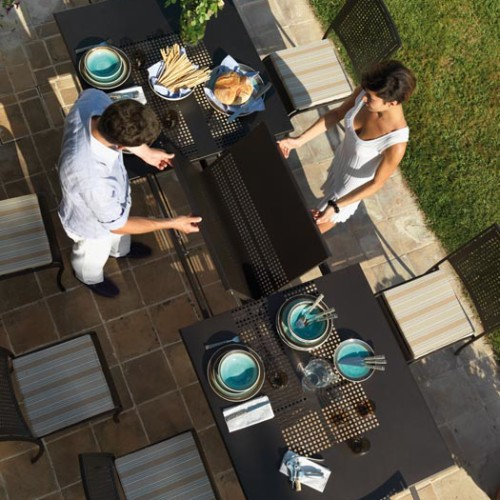 Tavoli da giardino in ferro vendita on line ~ Bei mobili ...