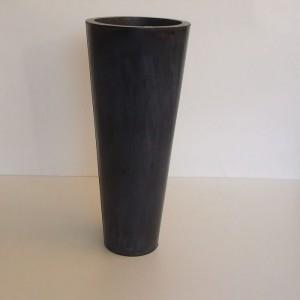 Vaso alto in ferro vasi e fioriere parma