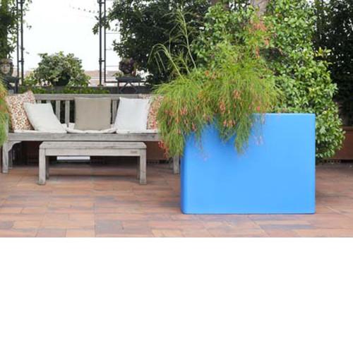 Vaso rettangolare e o di serralunga da calestani a partma for Complementi da giardino