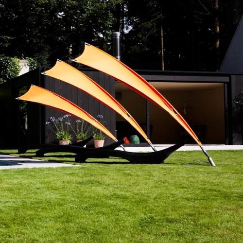 Foglia ombreggiante rimbou calestani for Vendita arredi da giardino