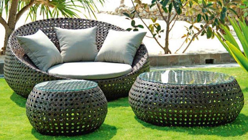 Arriva la primavera le tendenze per l arredo del giardino for Arredi per terrazzo