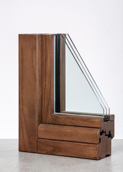 finestra in legno mm 92