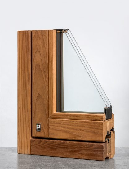 Finesta in legno Lineafilo | Calestani