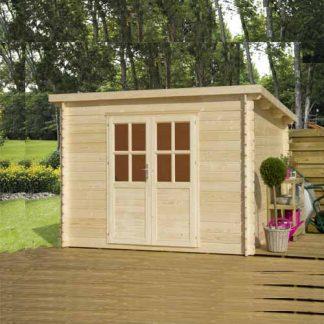 Casetta in legno Top