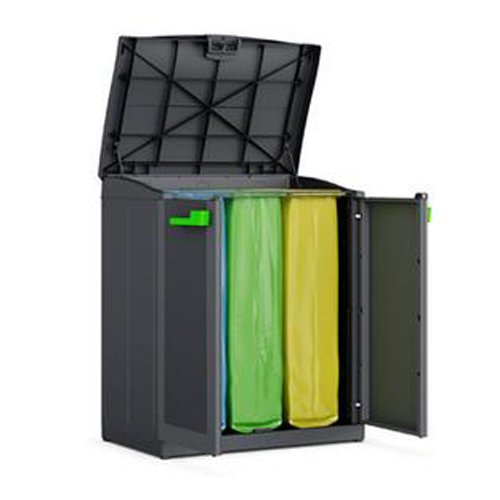 Armadio Compact Store Recycling per raccolta differenziata