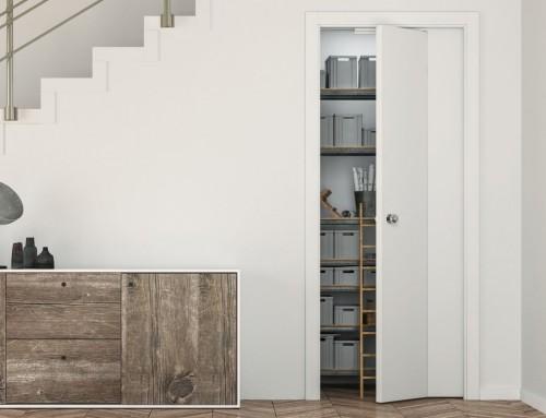 Porte salvaspazio: soluzioni per una casa su misura