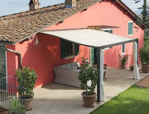 Pergole da esterno: un nuovo spazio per l'outdoor
