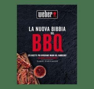la nuova bibbia del barbecue Weber